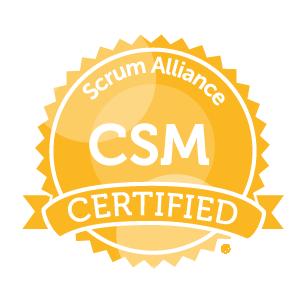 Scrum Master Certification logo