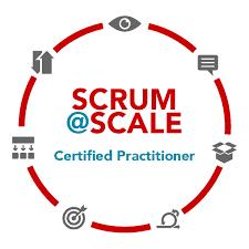 scrum at scale logo