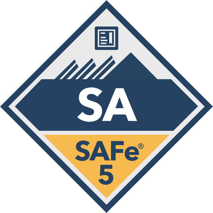safe agile certification logo