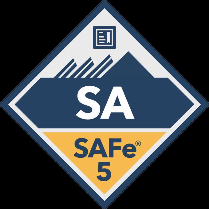 safe agile certification logo