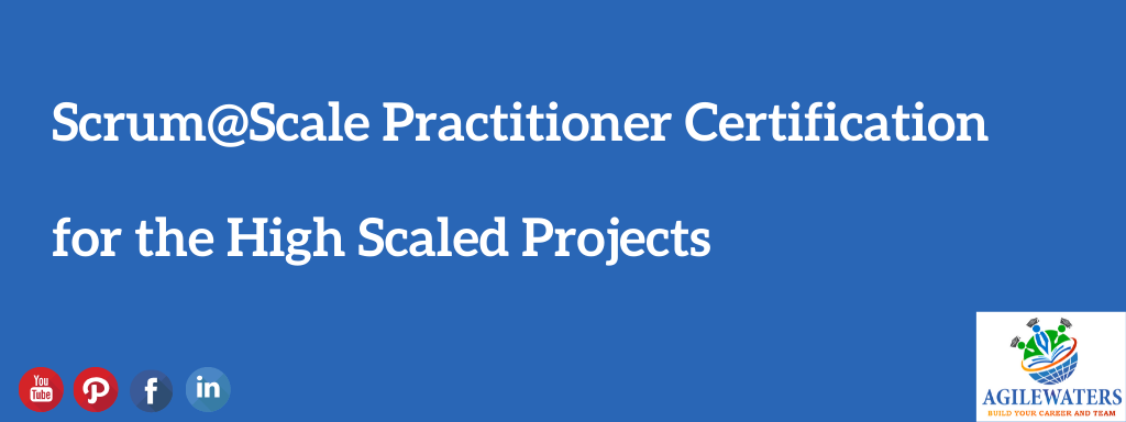 Scrum at Scale Practitioner Certification