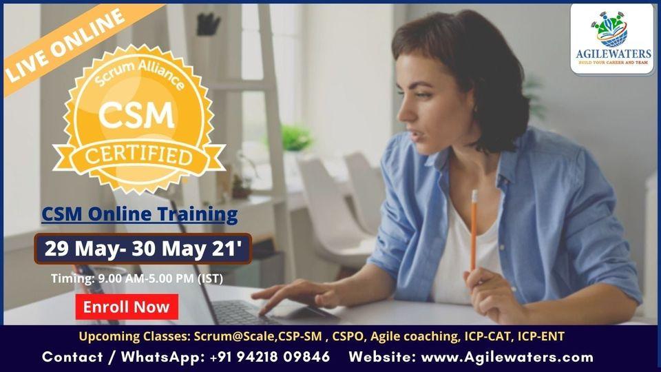CSM Online Training