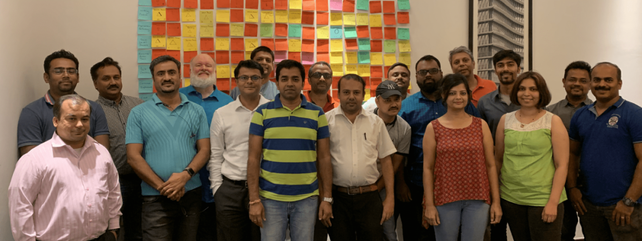 Scrum at Scale Certification Workshop